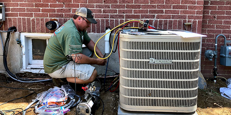 HVAC and Plumbing Service