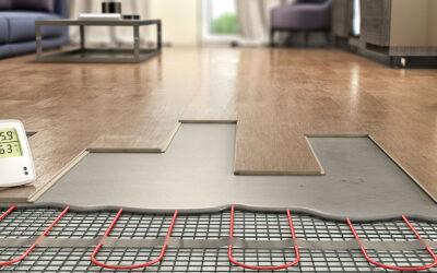 Banish Cold Feet: Install Radiant Floor Heating