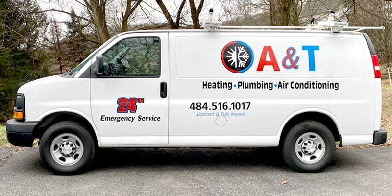 HVAC Plumbing in Berks County PA