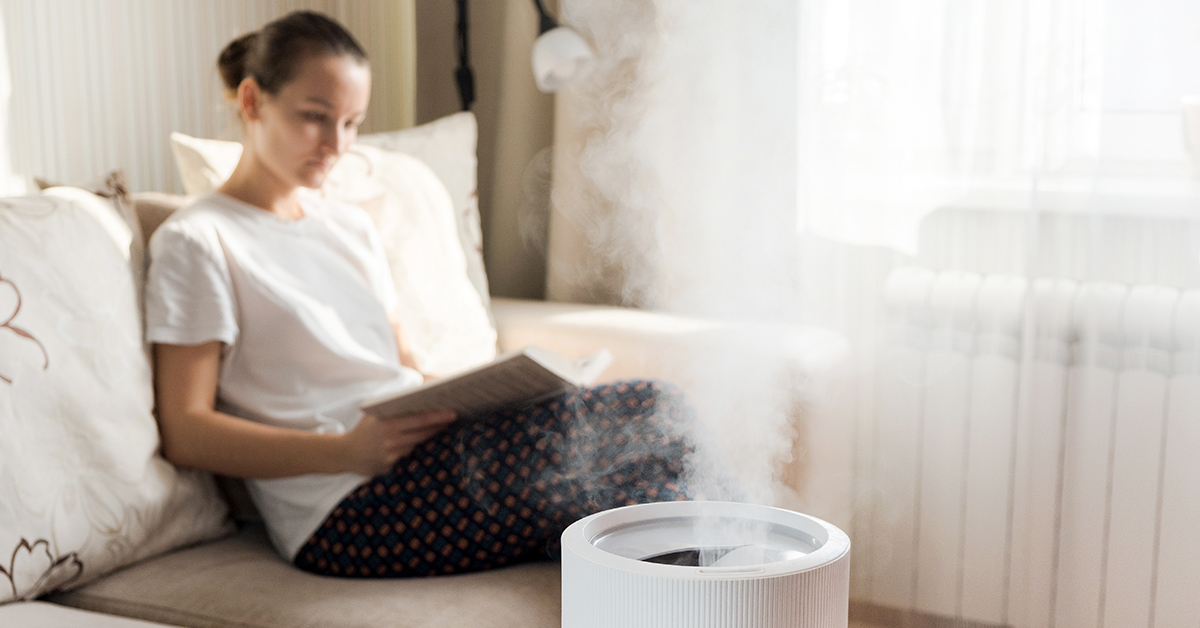 Humidifiers In The Home Are A Good Idea